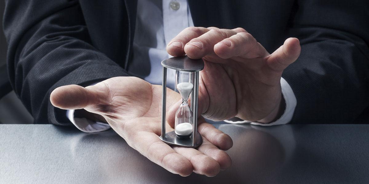 aplicación de gestión del tiempo